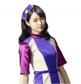 CGB41に扮するSTU48の瀧野由美子(ブルーベリー)