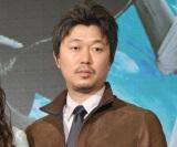 ドラマ『モンテ・クリスト伯-華麗なる復讐-』の製作発表に出席した新井浩文 (C)ORICON NewS inc.
