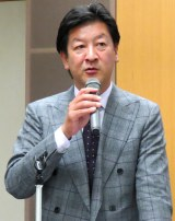 講談社の野間省伸社長 (C)ORICON NewS inc.