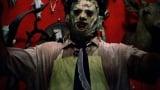 『悪魔のいけにえ』のレザーフェイス Blu-ray『悪魔のいけにえ 公開40周年記念版』(7,500円+税/発売・販売元:松竹)(C)MCMLXXIV BY VORTEX, INC.
