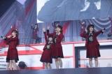 地元・新潟で初の単独コンサートを開催したNGT48(C)AKS