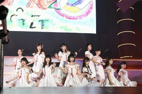 『NGT48 単独コンサート〜朱鷺は来た!新潟から全国へ!〜』より(C)AKS