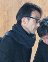 大杉漣さんお別れ会「さらば!ゴンタクレ」に参列した吹越満 (C)ORICON NewS inc.