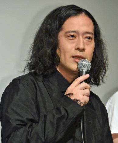 映画『海辺の週刊大衆』初日舞台あいさつに出席した又吉直樹 (C)ORICON NewS inc.