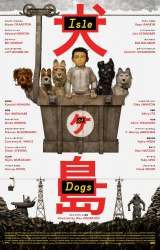 『犬ヶ島』ポスタービジュアル(C)2018 Twentieth Century Fox Film Corporation