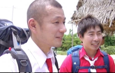 『陸海空 地球征服するなんて』4月14日放送回より「部族アース」新章がスタート(C)テレビ朝日