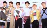 『KCON 2018 JAPAN』に参加したPENTAGON (C)ORICON NewS inc.