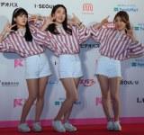『KCON 2018 JAPAN』に参加したプンデイン (C)ORICON NewS inc.