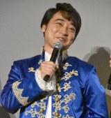 映画『美女と野獣』大ヒット記念イベントに出席したジャングルポケットの斉藤慎二 (C)ORICON NewS inc.