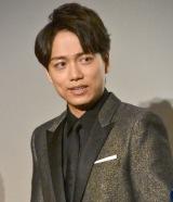 映画『美女と野獣』大ヒット記念イベントに出席した山崎育三郎 (C)ORICON NewS inc.