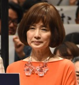 映画『武曲 MUKOKU』に完成披露試写会に出席した風吹ジュン (C)ORICON NewS inc.
