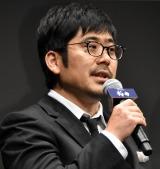 映画『武曲 MUKOKU』に完成披露試写会に出席した熊切和嘉監督 (C)ORICON NewS inc.
