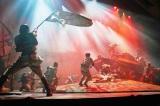 TEAM NACS『PARAMUSHIR〜信じ続けた士魂の旗を掲げて』の東京公演より