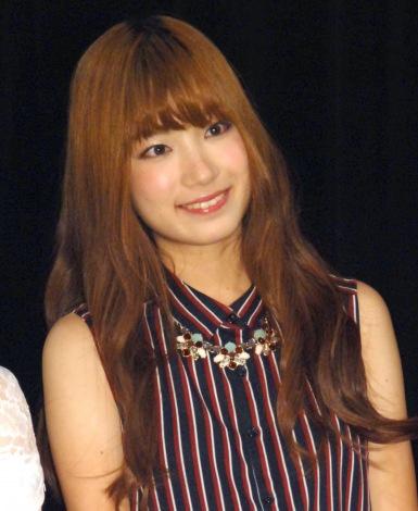 サムネイル 結婚していたことを報告した元SKE48・矢神久美 (C)ORICON NewS inc.