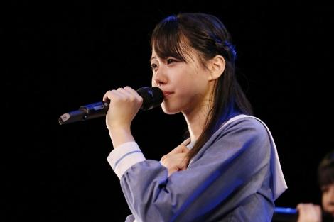 瀧野由美子は喜びの涙=STU48瀬戸内7県周遊握手会イベント『せとうちめぐり』より