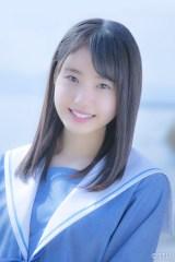 STU48デビューシングル「暗闇」センターの瀧野由美子(C)STU