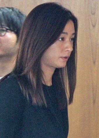 大杉漣さんお別れ会「さらば!ゴンタクレ」に参列した尾野真千子 (C)ORICON NewS inc.