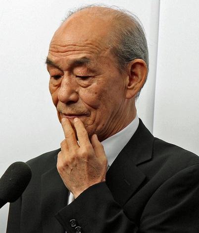 大杉漣さんお別れ会「さらば!ゴンタクレ」に参列した笹野高史 (C)ORICON NewS inc.