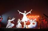 『北原里英卒業コンサート〜夢の1115日 新潟の女になりました!〜』の模様 (C)AKS