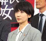 熱血刑事役を熱演中の波瑠(C)ORICON NewS inc.