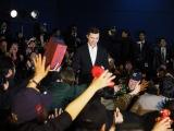 映画『アベンジャーズ/インフィニティ・ウォー』(4月27日公開)ファンミーティングに登壇したトム・ホランド (C)ORICON NewS inc.