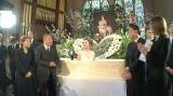 17日放送の日本テレビ系『出川哲朗のアイ・アム・スタディー 知っとかなきゃヤバイよ日本のピンチSP』でデヴィ夫人のお葬式を予行演習 (C)日本テレビ