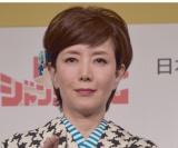 『ドリームアワード2018贈呈式 presented by 日本ドリーム白書2018』に出席した戸田恵子