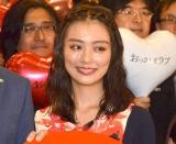 『おっさんずラブ』キャスト登壇イベントに出席した内田理央 (C)ORICON NewS inc.