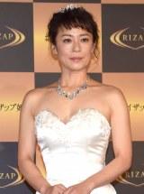 RIZAPの新CM発表会に参加した佐藤仁美(C)ORICON NewS inc.