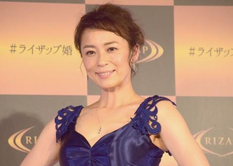 洋服が素敵な佐藤仁美さん