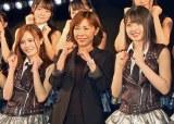牧野アンナ氏がAKB48の劇場公演をプロデュース(C)ORICON NewS inc.