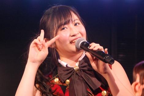 佐藤妃星=牧野アンナプロデュース『ヤバいよ!ついて来れんのか?!』初日ゲネプロより (C)ORICON NewS inc.