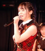 西川怜=牧野アンナプロデュース『ヤバいよ!ついて来れんのか?!』初日ゲネプロより (C)ORICON NewS inc.