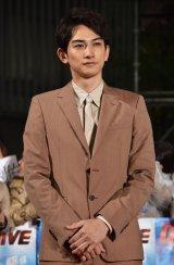 映画『OVER DRIVE』(6月1日公開)のスペシャルステージに登壇した町田啓太 (C)ORICON NewS inc.