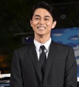 映画『OVER DRIVE』(6月1日公開)のスペシャルステージに出演した東出昌大 (C)ORICON NewS inc.