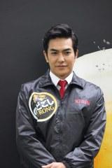 キリンの体験イベントに出席した俳優の北村一輝 (C)oricon ME inc.