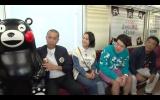 4月23日放送、『帰れマンデー見っけ隊!! 春のアスリート祭り!』「無人駅で飲食店を見っけ隊」ロケに高梨沙羅が初登場。くまモンも?(C)テレビ朝日