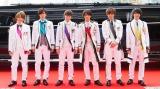 5月23日にCDデビューするKing & Prince(左から)岩橋玄樹、神宮寺勇太、岸優太、平野紫耀、永瀬廉、高橋海人