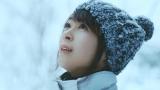 宇多田ヒカルが大雪原でCM撮影