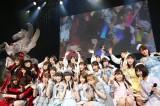 ラストアイドル2ndシングル発売記念コンサート開催。ファミリー5ユニット総勢25人が大集合