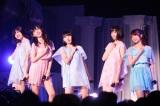 ラストアイドル2ndシングル発売記念コンサートのLove Cocchi