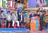 『ダウンタウンDXDX 沖縄公開収録スペシャル2018』で初の他局全国番組に出演する安東弘樹アナ(C)ytv