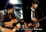 KinKi Kidsの最新ライブDVD&Blu-ray Disc『MTV Unplugged:KinKi Kids』