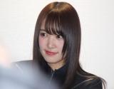 ドコモの未来体験空間『PLAY 5G 明日をあそべ』オープニングセレモニーに出席した欅坂46・菅井友香 (C)ORICON NewS inc.