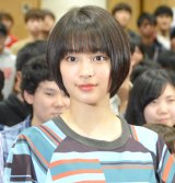 映画『ラプラスの魔女』公開直前イベントに登壇した広瀬すず (C)ORICON NewS inc.