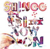 SHINeeの初ベストアルバム『SHINee THE BEST FROM NOW ON』通常盤