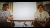 電子マンガサービス「ピッコマ」初の事業発表会「ピッコマものがたり2018」でコメントを寄せた(左から)福田雄一、山田孝之