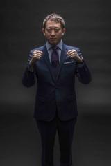Amazonプライムビデオの人気シリーズ『HITOSHI MATSUMOTO Presents ドキュメンタル』のシーズン5に出場する高橋茂雄(サバンナ)(C)2018 YD Creation
