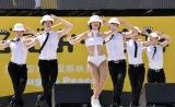 島ぜんぶでおーきな祭 第10回 沖縄国際映画祭』内イベント『HBDA DANCE STAGE』の様子(C)ORICON NewS inc.