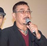 映画『ドーベルマン刑事』のトークショーに出席した桂文枝 (C)ORICON NewS inc.
